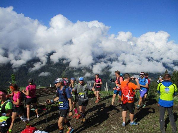Dimanche 16 juin - Trail de Samoëns !