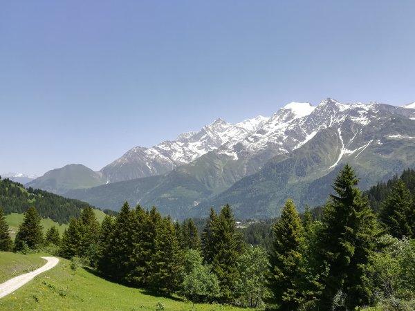 Jeudi 27 juin - Randonnée pédestre - Le Col de la Fenêtre et le col du Joly - 25 km de marche !