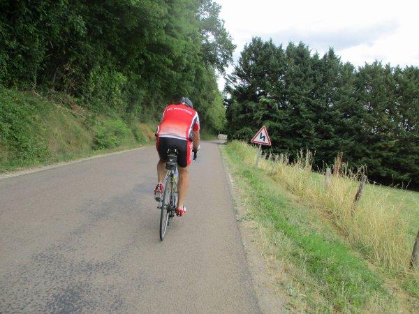"Samedi 20 juillet - Sortie ""La Florentine"" - 80 km de vélo !"