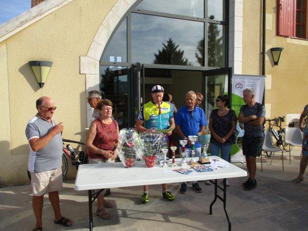 Samedi 14 septembre - Sortie Club Avenir de St-Georges - 95km de vélo !