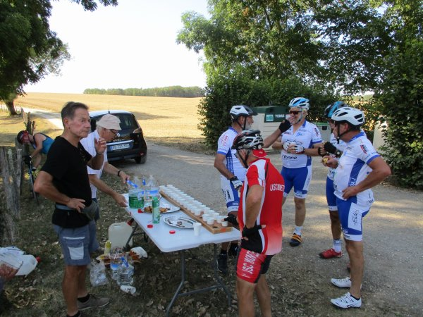 Samedi 21 septembre - Fête du vélo à Auxerre - 88 km de vélo !