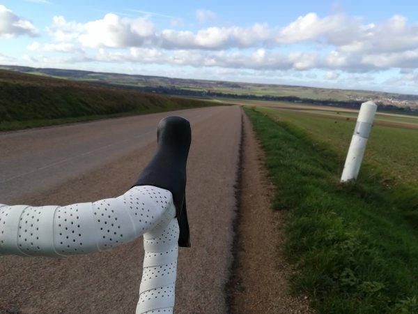 Jeudi 17 décembre - Sortie Solo - 82 km de vélo