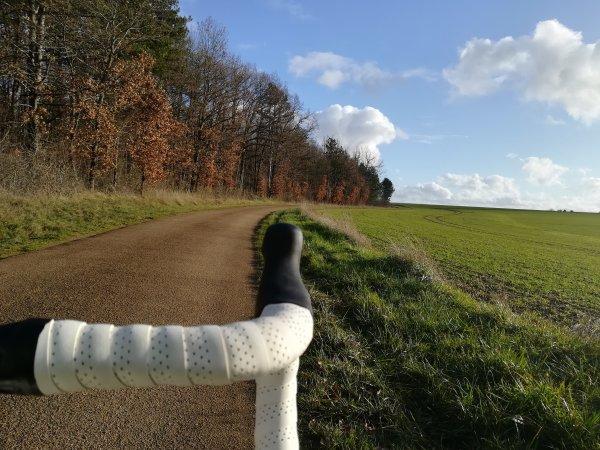 Dimanche 20 décembre - Sortie Solo - 91 km de vélo