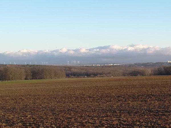Samedi 26 décembre - Sortie Solo - 66 km de vélo