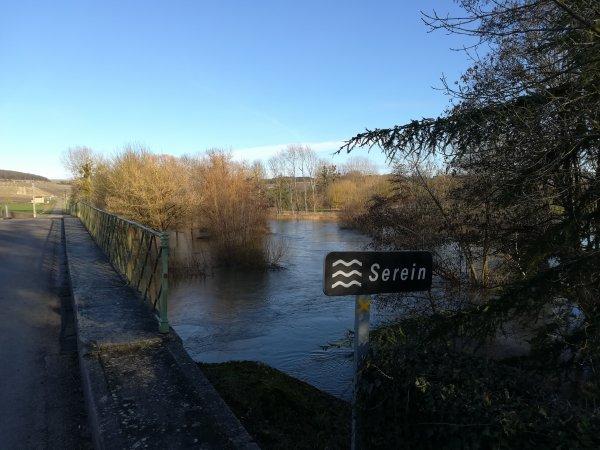Mardi 19 janvier - Sortie solo - 70 km de vélo