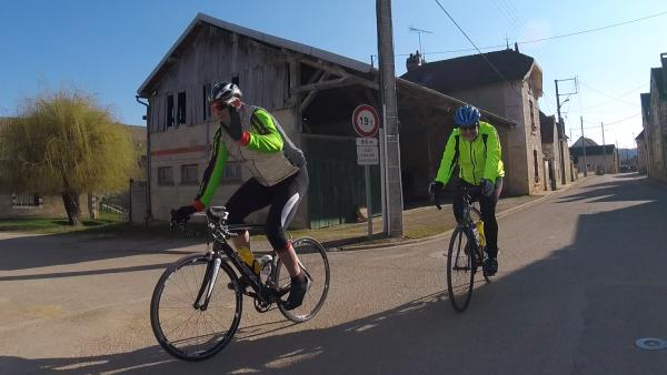 Samedi 6 mars - Sortie Club - 81 km de vélo