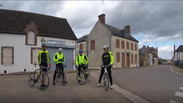 Samedi 27 mars - Sortie Club - 142 km de vélo
