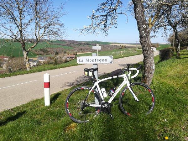 Mardi 30 mars - Sortie solo - 91 km de vélo