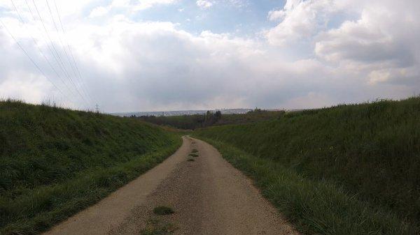 Jeudi 15 avril - Sortie VTT en solo - 50 km