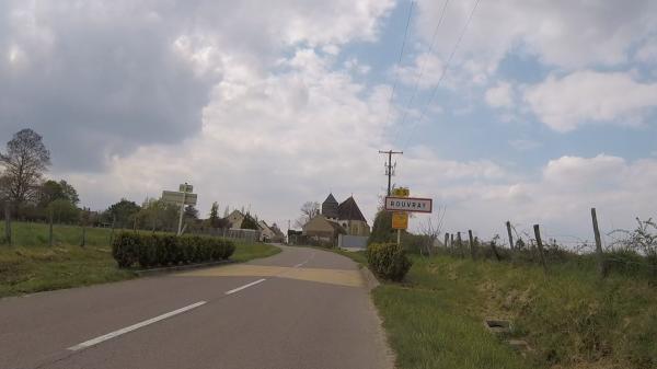 Lundi 19 avril - Sortie solo - 103 km de vélo