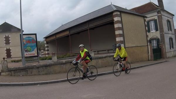 Samedi 1er mai - Sortie Club - 77 km de vélo