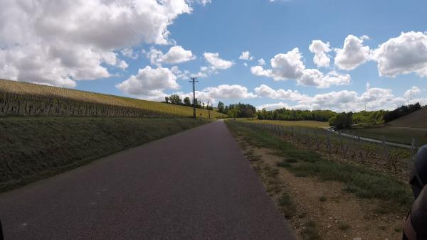Jeudi 27 mai - Sortie duo et solo - 101 km de vélo