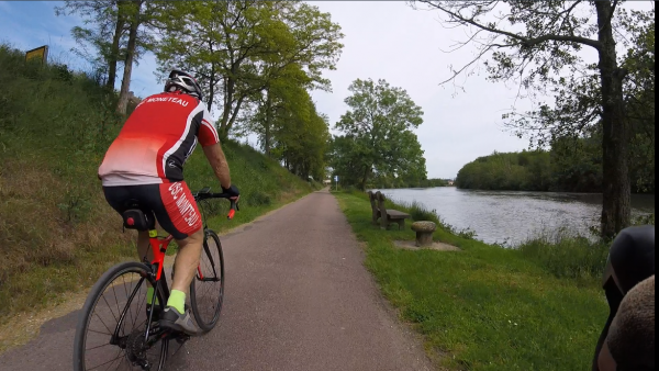 Samedi 29 mai - Sortie club - 74 km de vélo