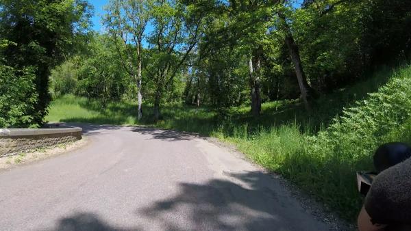 Lundi 31 mai - Sortie solo - 107 km de vélo
