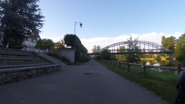 Samedi 12 juin - Sortie solo - 93 km de vélo