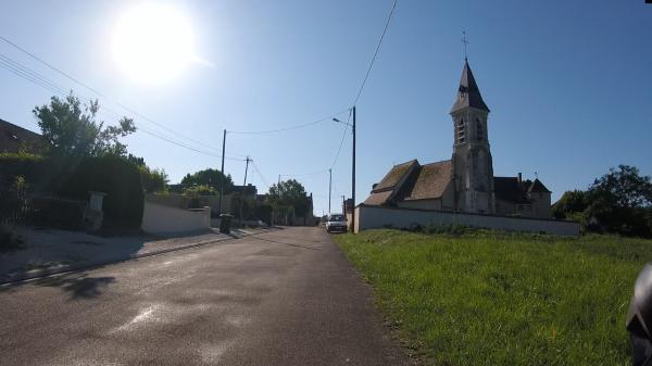 Mercredi 7 juillet - Sortie solo - 78 km de vélo