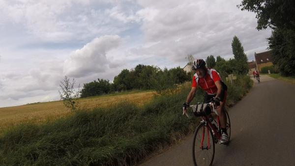 Samedi 31 juillet - Sortie Club - 71 km de vélo