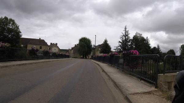 Mercredi 18 août - Sortie club - 80 km de vélo