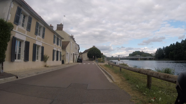 Dimanche 29 août - Sortie solo - 92 km de vélo