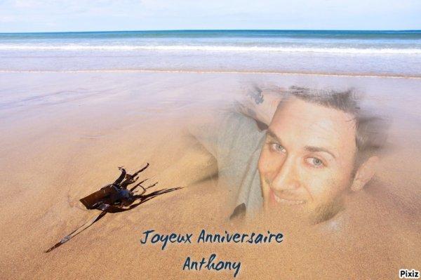 Joyeux Anniversaire Nony pour tes 28 ans