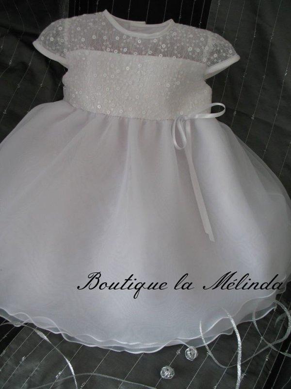 54a7da5a0c9 ROBE DE BAPTEME CEREMONIE - BOUTIQUE LA MELINDA - VETEMENTS ET ...