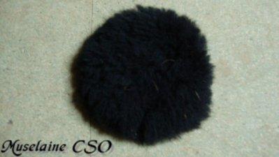 Muselaine CSO noire