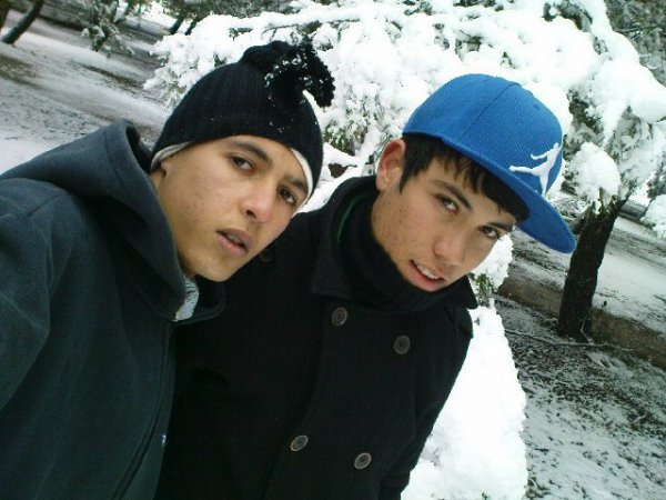 me and chihab