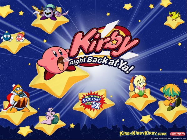 Kirby : Right Back at Ya!
