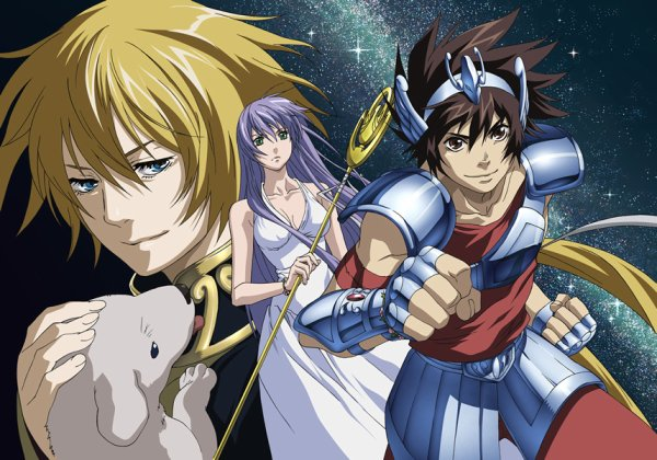 Saint-Seiya : The Lost Canvas