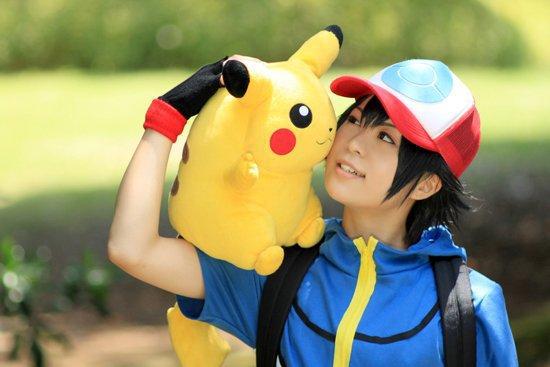 Cosplays de Pokémon