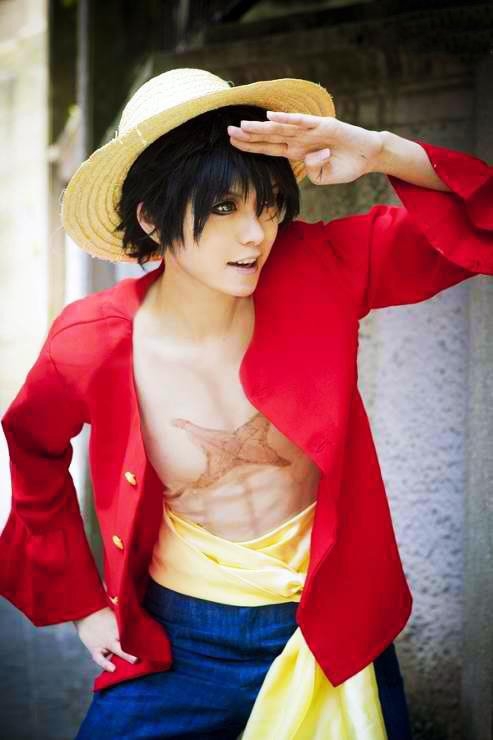 Cosplays de One Piece