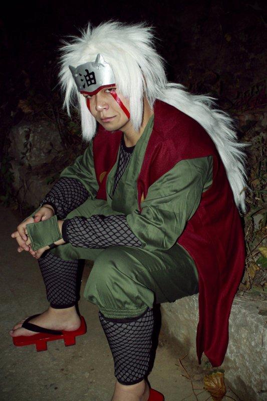 Cosplays de Naruto