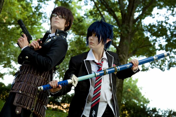 Cosplays de Blue Exorcist