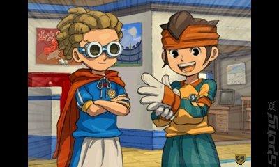 Inazuma Eleven 3 : Feu Explosif/Inazuma Eleven 3 : Foudre Céleste
