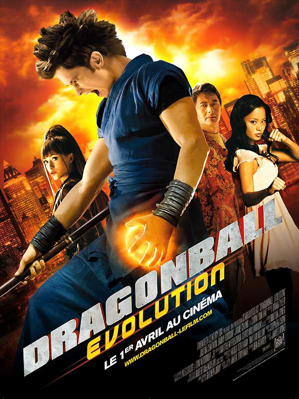 [HORS SERIE] Dragonball Evolution