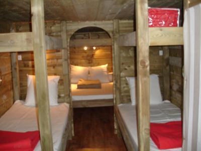 l'ane d'or (chambre cabine) - ile de ré villas