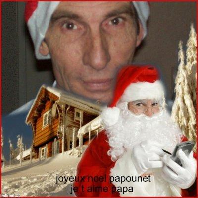 joyeux noel papa