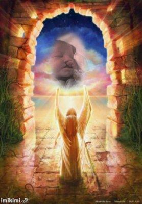 mon ange envoyer de dieu