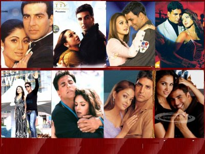 Couple Akshay Kumar