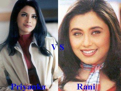 Priyanka Chopra vs Rani Mukherjee