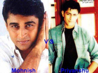 Mohnish Behl vs Priyanshu Chaterjee