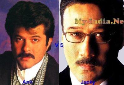 Anil Kapoor vs Jacky Shroff