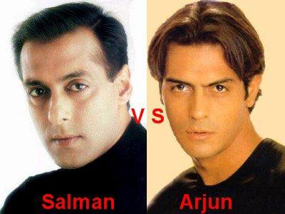 Salman Khan vs Arjun Rampal
