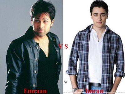 Emraan Hashmi vs Imran Khan