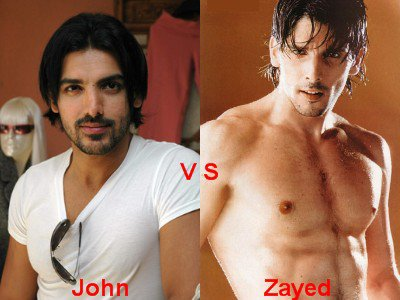 John Abraham vs Zayed Khan