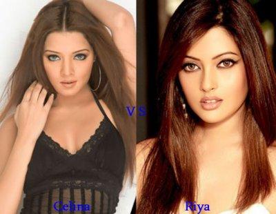Celina Jaitley vs Riya Sen
