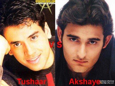 Tusshar Kapoor vs Akshaye Khanna