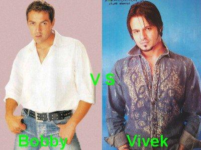 Bobby Deol vs Vivek Oberoi