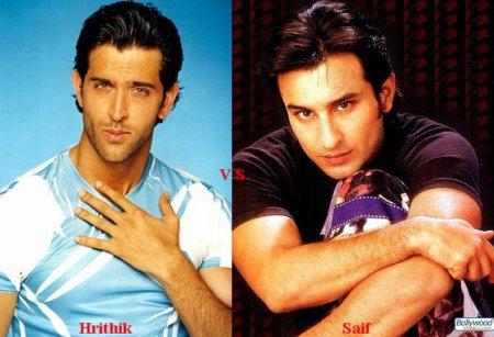 Hrithik Roshan vs Saif Ali Khan