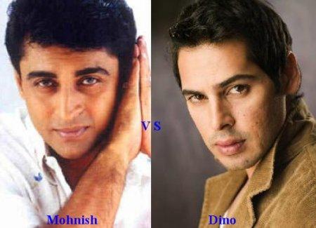 Mohnish Behl vs Dino Morea